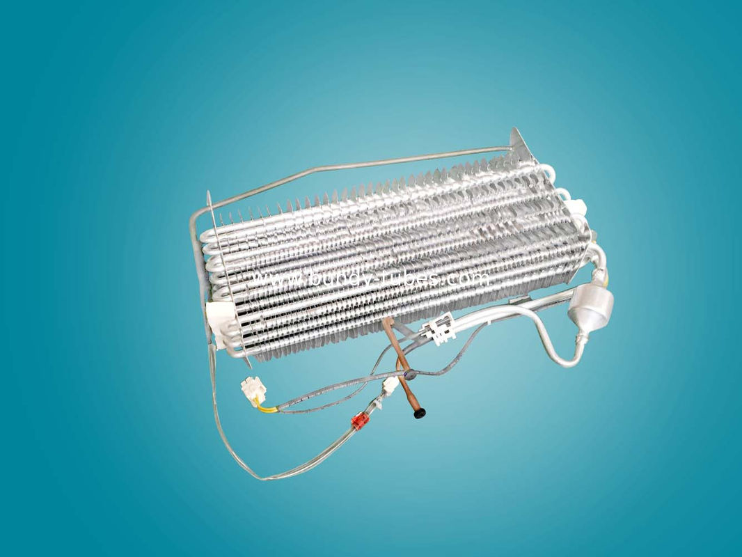 Expanding Type Finned Refrigeration Evaporators for cooling systems