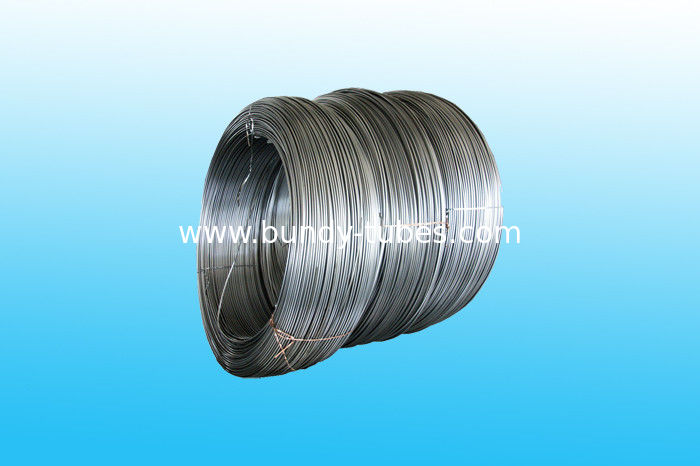 High Frequency Weld Bundy 8mm Steel Tube , GB/T 24187-2009