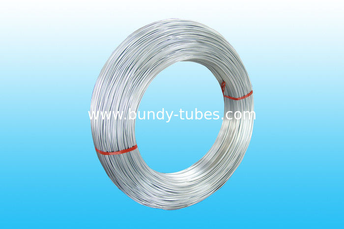 Single Wall Cold Drawn Welded Tubes For Wire-Tube Condenser 6.35 * 0.6 mm